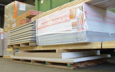 Karwei bezorgen van bouwmaterialen is makkelijker!